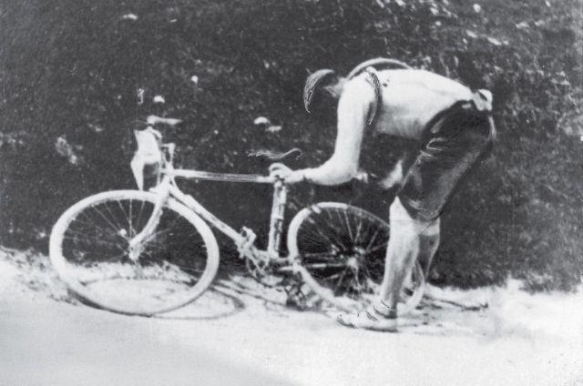 Luigi Ganna, Giro 1909
