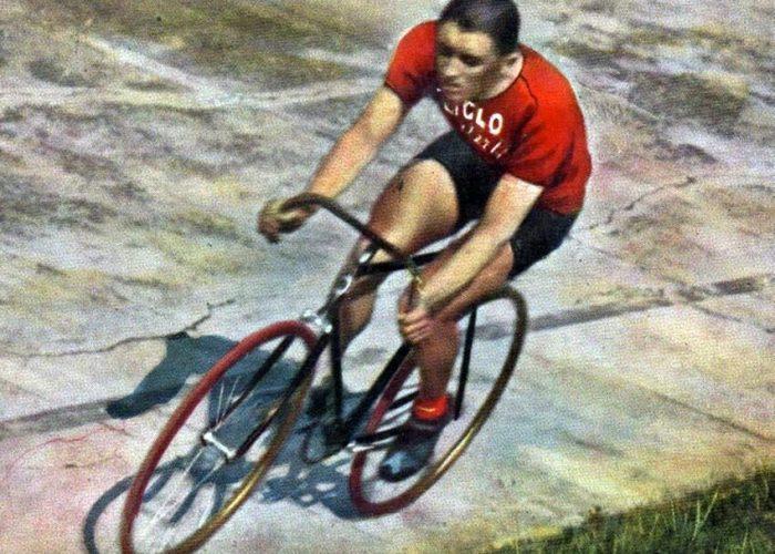 Giovanni Gerbi, el diablo rojo del Giro