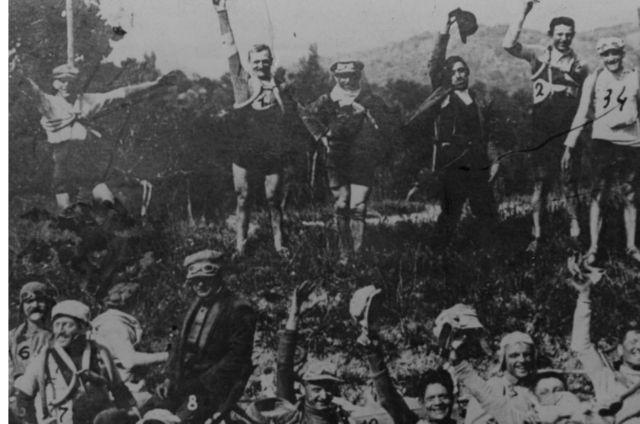 participantes Giro 1909