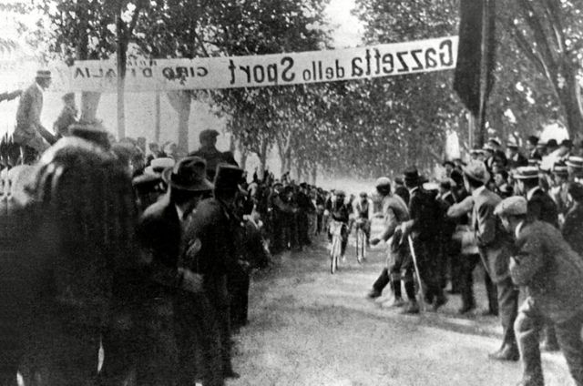 etapa del Giro 1909