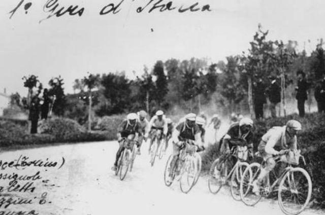 imágenes del primer Giro