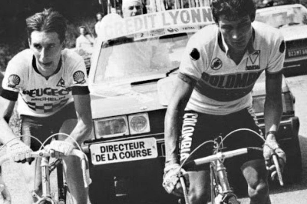 Patrocinio y Millar, Tour de 1983