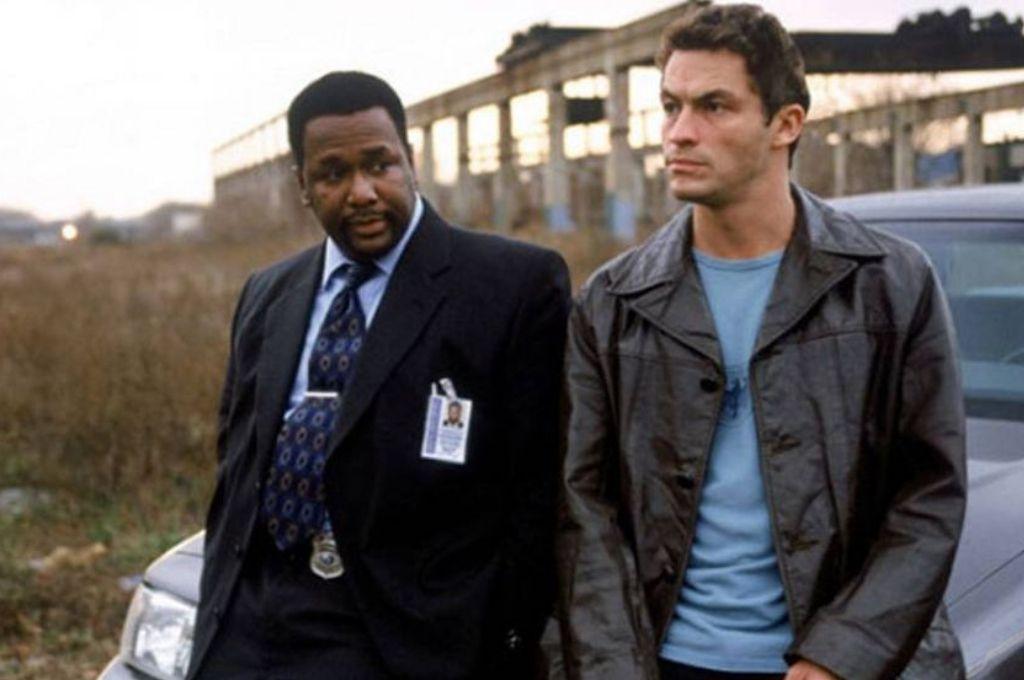 The Wire, exitosa serie de TV