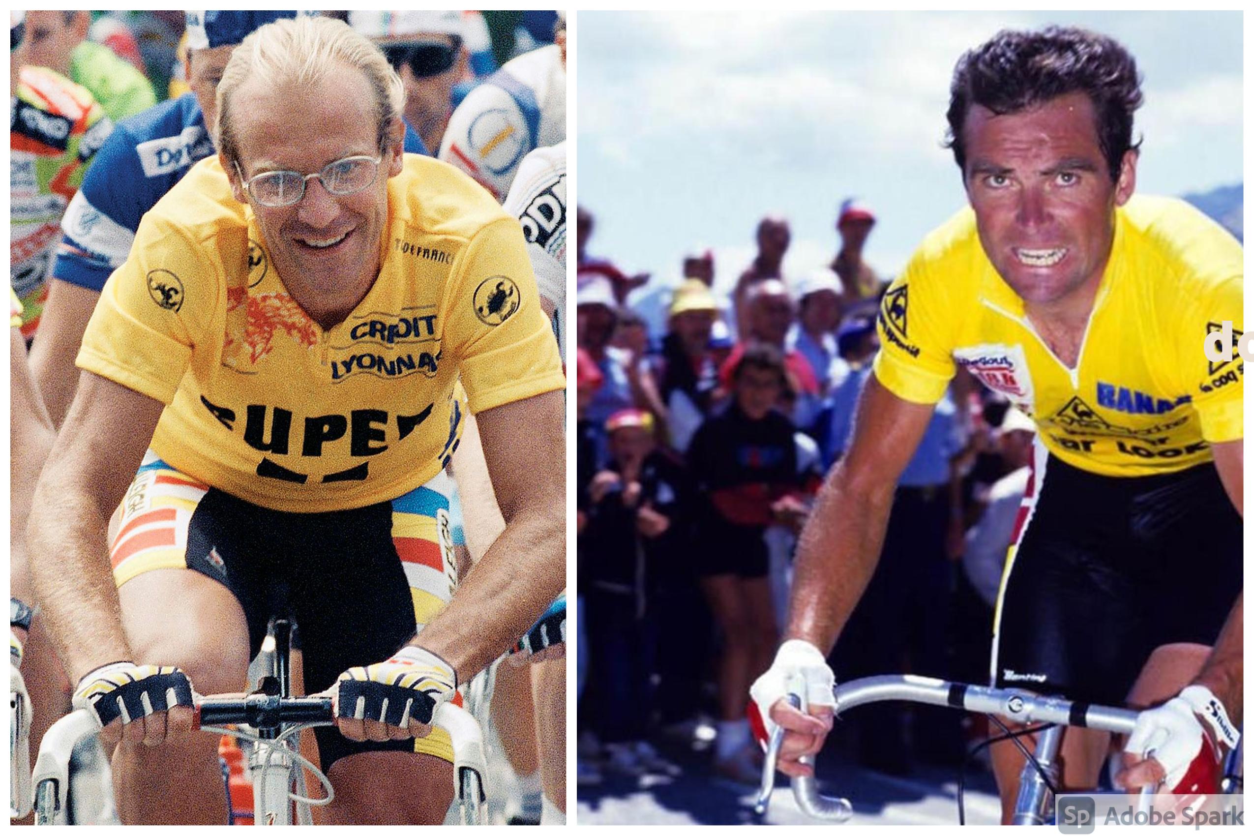 Hinault y Fignon