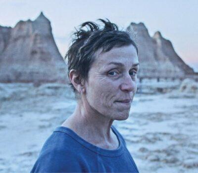 Así es 'Nomadland', la ganadora del Oscar a mejor película
